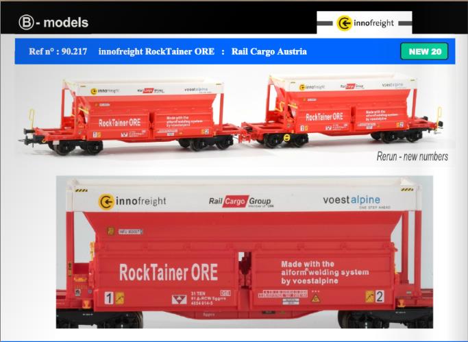 B-Models 90.217 RCA VoestAlpine