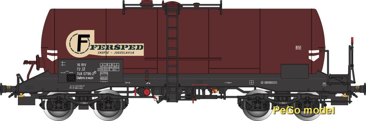 AM748003 - JŽ Uahrrs Feršped
