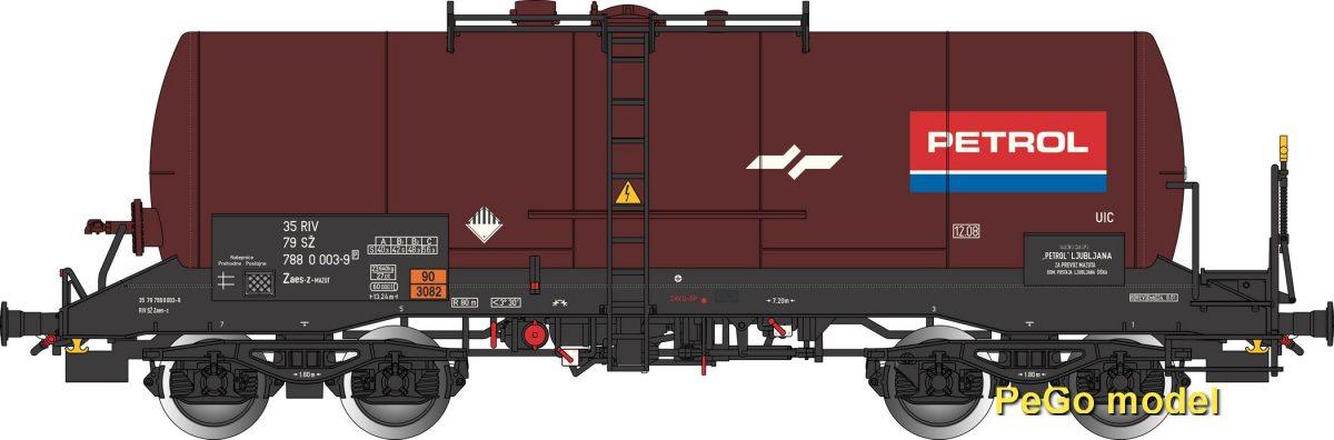 AM788015 - SŽ Zaes-z-MAZUT