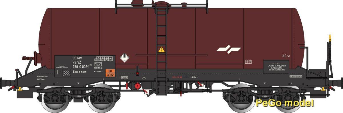 AM788016 - SŽ Zaes-z-MAZUT
