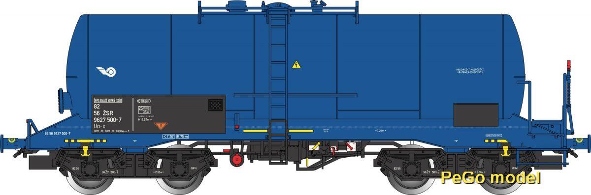 AM962001 - ŽSR Ua-x